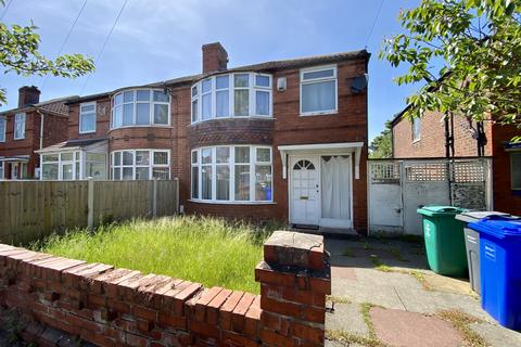 4 bedroom semi-detached house to rent -  Hatherley Road,  Manchester, M20