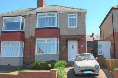 3 bedroom semi-detached house for sale - Whittington Grove, Newcastle upon Tyne, Tyne and Wear, NE5 2QQ