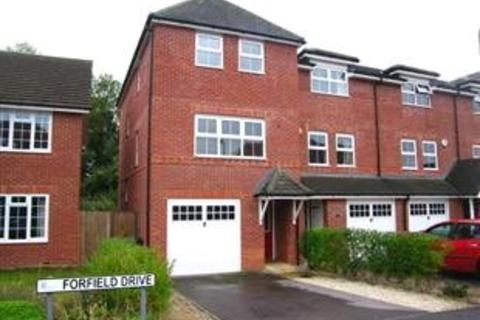 3 bedroom end of terrace house to rent - Forfield Drive, Beggarwood, Basingstoke, Hampshire, RG22