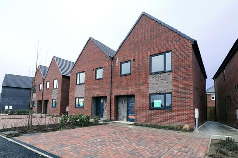 Persona Home by Home Group - Ellison Grove - Plot 32, The Gosforth at St Albans Park, Whitehills Drive, Windy Nook NE10