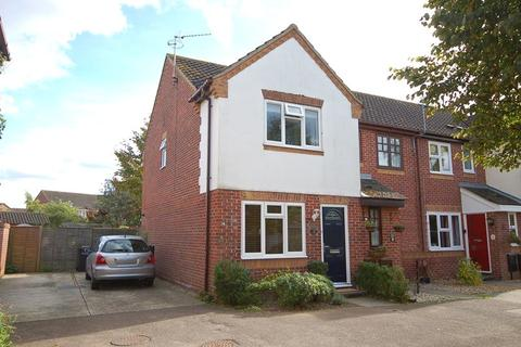 2 bedroom end of terrace house to rent - Charles Melrose Close, Mildenhall, Bury St Edmunds, Suffolk, IP28