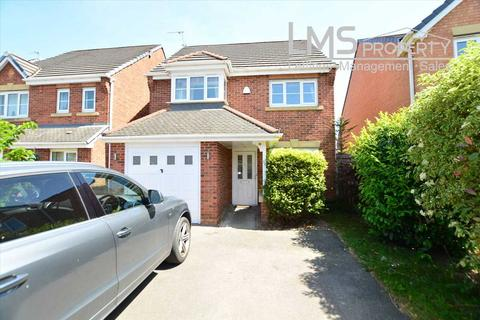 4 bedroom detached house to rent - Thrushway, Winsford