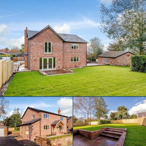 4 bedroom detached house to rent - Brooms Lane, Kelsall, Tarporley, Cheshire