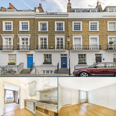 4 bedroom terraced house for sale - Halsey Street, London
