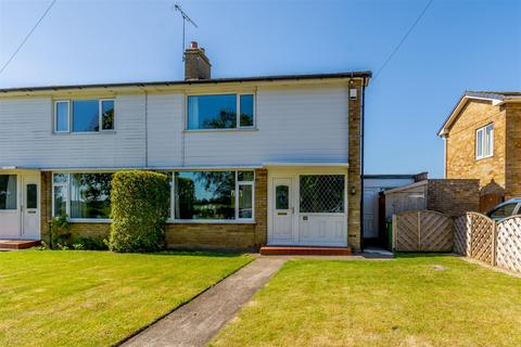 2 bedroom semi-detached house for sale - Grange Avenue, Thorp Arch, Wetherby, LS23 7BB