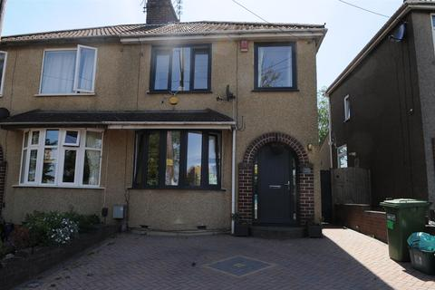 3 bedroom semi-detached house for sale - Greenbank Road, Hanham, Bristol, BS15 3RZ