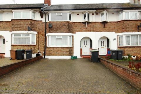 3 bedroom terraced house to rent - Wilsden Avenue, Farley Hill, Luton, LU1 5HP