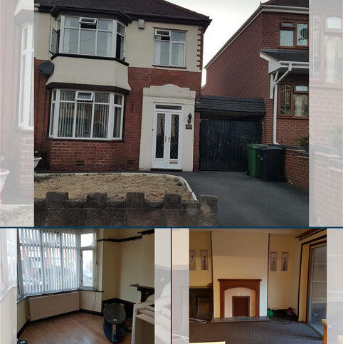 3 bedroom semi-detached house to rent - Westfield Road , Dudley DY2