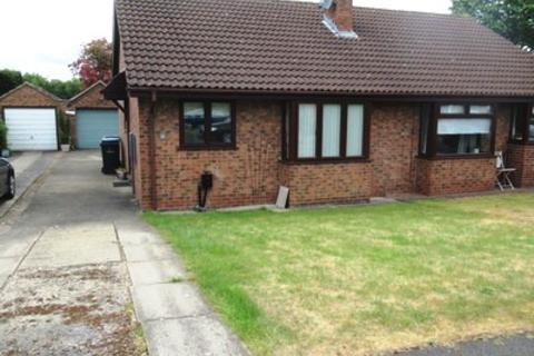 2 bedroom semi-detached bungalow for sale - School Garth, Sowerby, Thirsk YO7