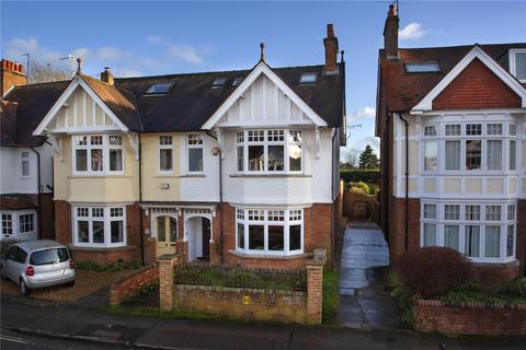 4 bedroom semi-detached house for sale - Lonsdale Road, Oxford, Oxfordshire, OX2