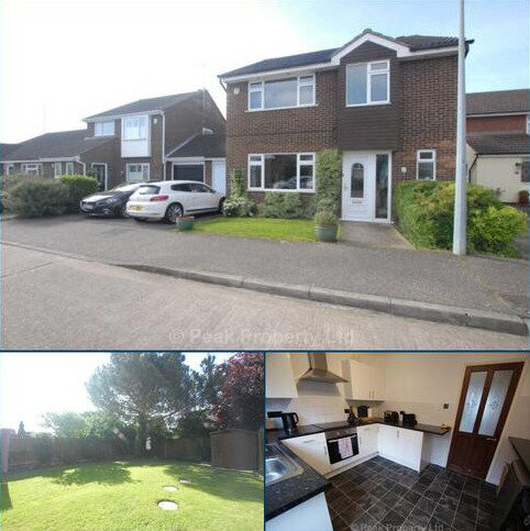 4 bedroom house to rent - Arnolds Way, Rochford