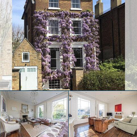 5 bedroom detached house for sale - West Hill Road, Putney, London, SW18