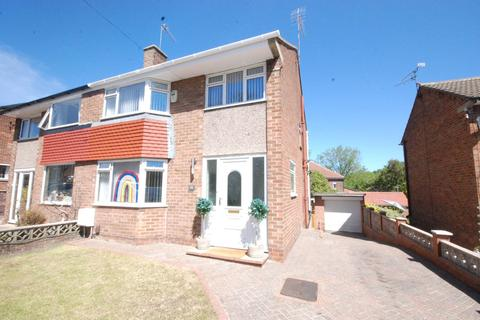 3 bedroom semi-detached house for sale - Oval Park View, Felling