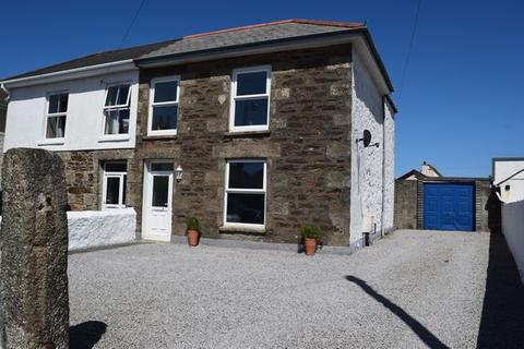3 bedroom semi-detached house for sale - Illogan Highway, Redruth