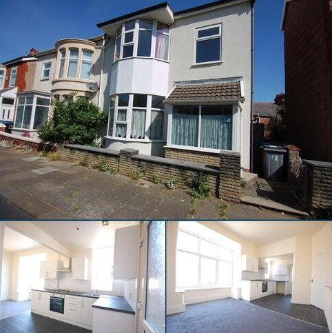 3 bedroom semi-detached house to rent - Northfield Avenue, Blackpool FY1