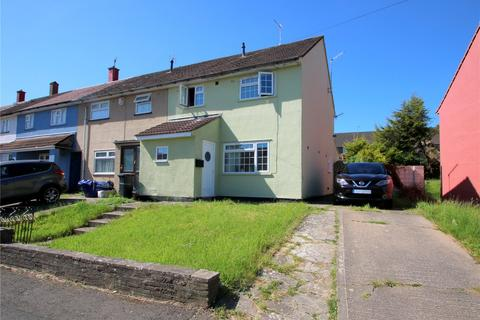3 bedroom end of terrace house for sale - Upjohn Crescent, Hartcliffe, Bristol, BS13