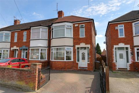 3 bedroom end of terrace house for sale - Loyd Street, Anlaby, Hull, East Yorkshire, HU10