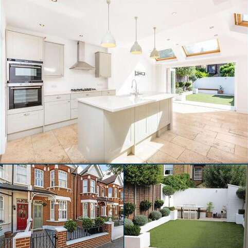 4 bedroom terraced house for sale - Engadine Street, Southfields