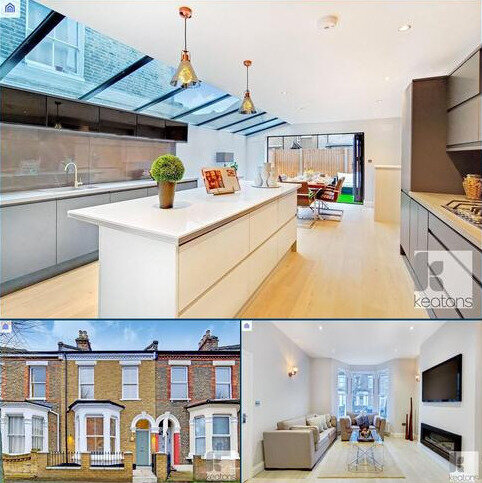 4 bedroom terraced house for sale - Warwick Road, London, E15