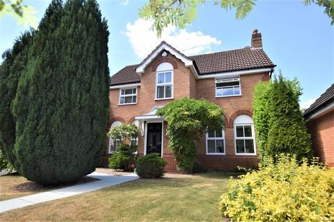4 bedroom detached house for sale - Greytree Crescent, Dorridge, Solihull, B93 8SL