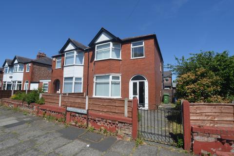3 bedroom semi-detached house to rent - St Andrews Road, Stretford, M32 9JE