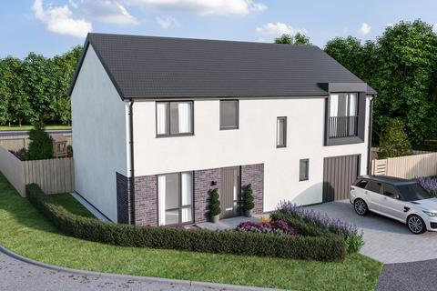 4 bedroom semi-detached house for sale - Newhailes Court Gardens, Newcraighall Road, Edinburgh, EH21