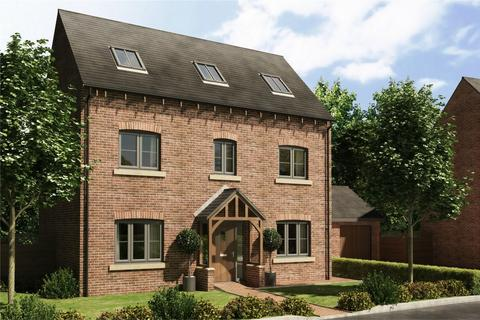 5 bedroom detached house for sale - Plot 14 - The Eleanor, Thorpe Paddocks, Homes By Carlton, Thorpe Thewles, Stockton