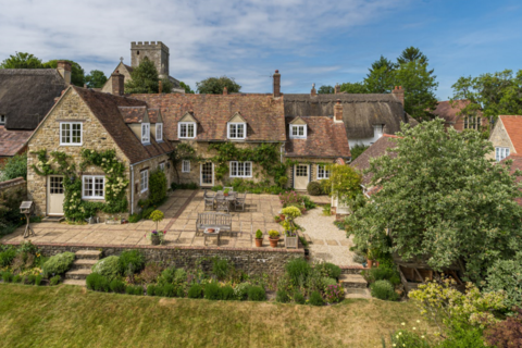 5 bedroom detached house for sale - Church Street, Beckley, Oxford, OX3