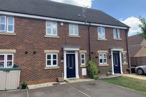 3 bedroom townhouse to rent - Walter Close, Great Glen, LE8