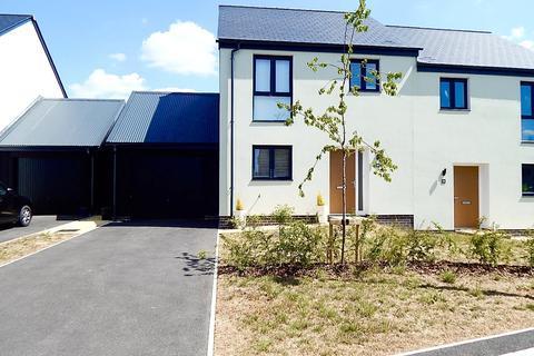 3 bedroom semi-detached house to rent - Harford Way, Landkey