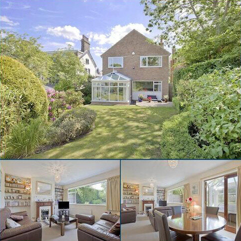 4 bedroom detached house for sale - Victoria Avenue, Ilkley