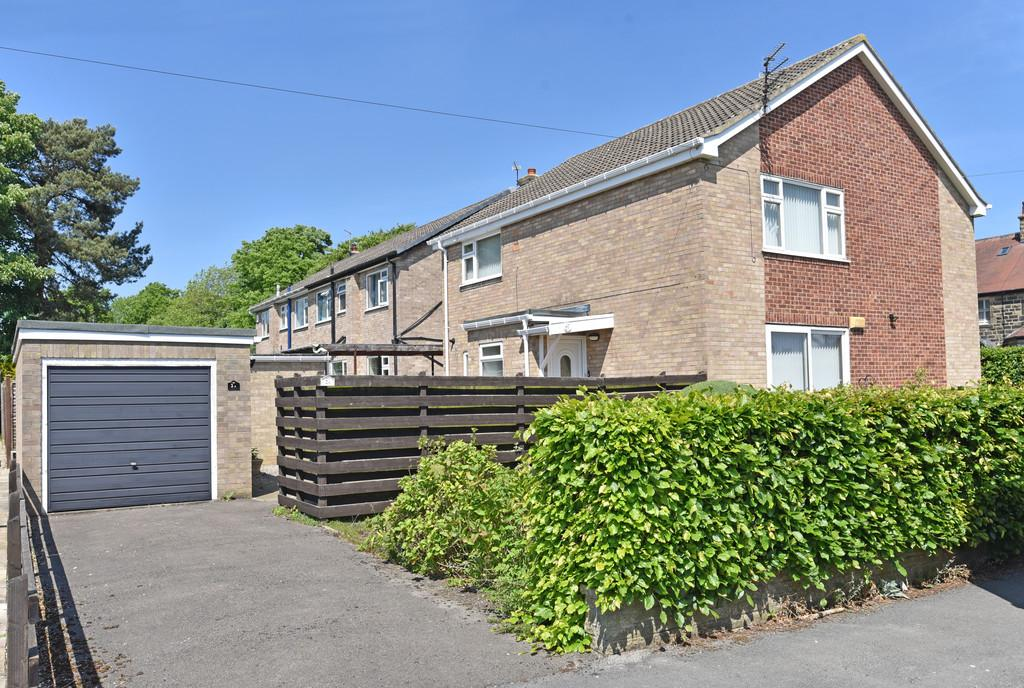 Wentworth Drive, Harrogate 2 bed apartment for sale - £169,950