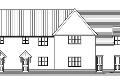 2 bedroom terraced house for sale - Willow Gardens, Finborough Road, Stowmarket