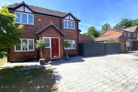 3 bedroom semi-detached house for sale - Cuthbert Road, Cheadle
