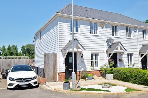 3 bedroom end of terrace house for sale - Warnham Grove, Orpington