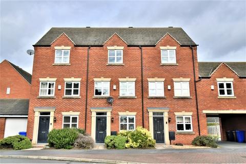 3 bedroom townhouse for sale - Blakeholme Court, Burton-on-Trent