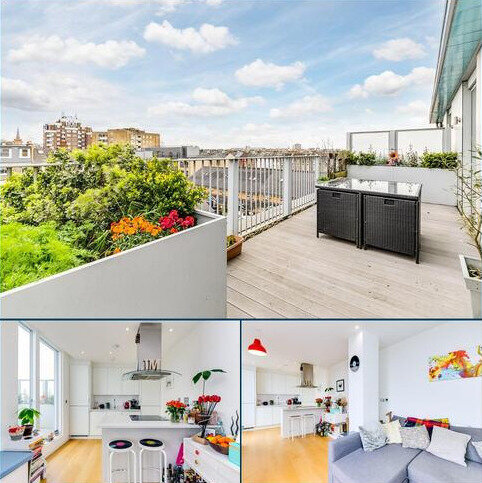 1 bedroom flat for sale - Apex Court, 1 Woodger Road, London, W12