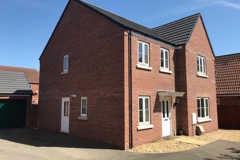 4 bedroom detached house for sale - Solent Drive, Spalding