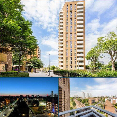 1 bedroom flat for sale - Ivy Point, 5 Hannaford Walk, London, E3