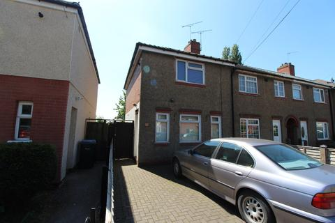 2 bedroom end of terrace house to rent - Swancroft Road, Upper Stoke, Coventry, CV2 4QW