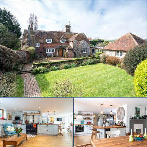 5 bedroom detached house for sale - The Street, Rodmell, Lewes, East Sussex, BN7
