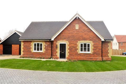 3 bedroom detached bungalow for sale - Watermill Meadows, Long Lane, Stoke Holy Cross