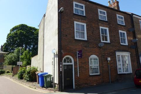 2 bedroom ground floor flat - Hailgate, Howden