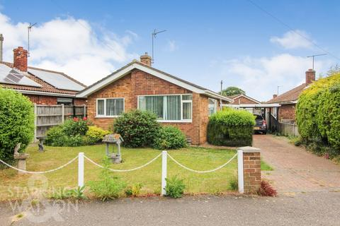 3 bedroom detached bungalow for sale - Meadow Rise, Hemsby, Great Yarmouth