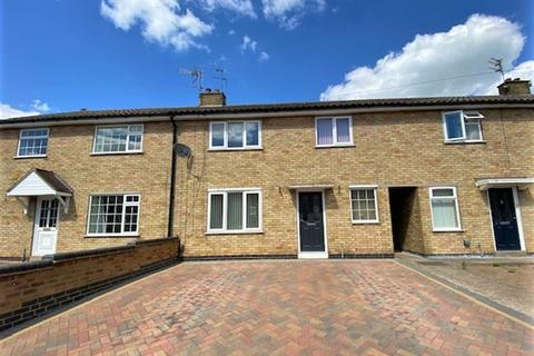 3 bedroom townhouse for sale - Falmouth Drive, Wigston, LE18 2HH