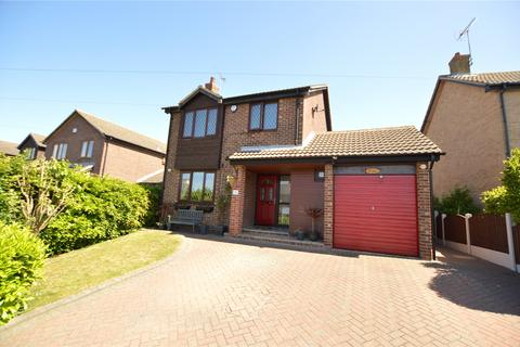 3 bedroom detached house for sale - Ashgrove Crescent, Kippax, Leeds, West Yorkshire