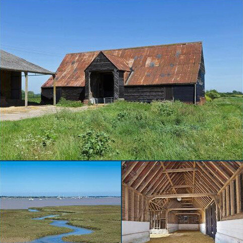 Barn conversion for sale - Meeting Lane, East Mersea, Colchester