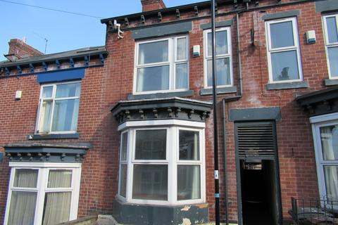 4 bedroom terraced house for sale - 25 Hunter House Road Sheffield S11 8TU