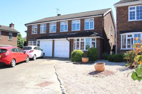 3 bedroom semi-detached house for sale - VIEW OUR VIDEO TOUR  - Thear Close, Westcliff-On-Sea