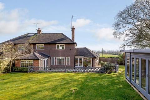 3 bedroom semi-detached house for sale - Peckforton, Nr. Tarporley